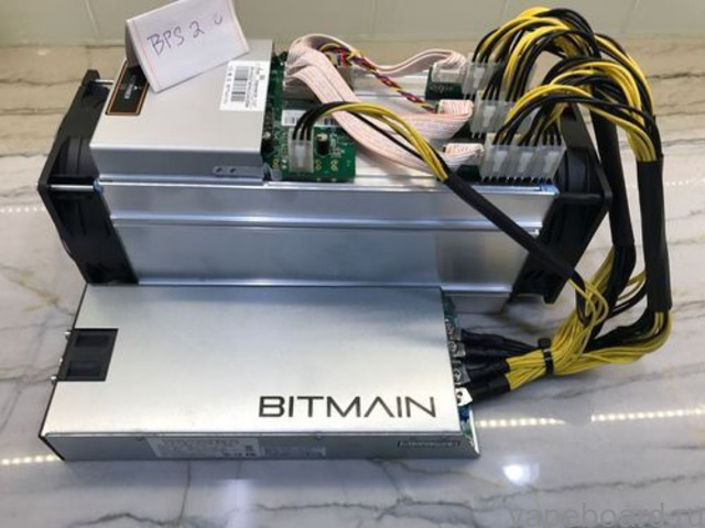 Antminer S9 14TH s Miner + power supply - 2